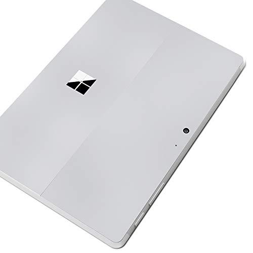 DolDer Microsoft Surface Go Skin Aufkleber Designfolie Sticker - Silber einweg