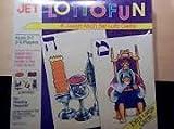 Lottofun: A Jewish Aleph Bet Lotto Game