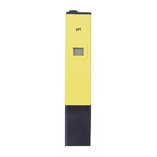 SODIAL(R) Digital pH Messer Messgeraet Meter Tester Wassertester fuer Schwimmbad, Pool, Landwirtschaft, Hobby und Profi-Gaertner, Orchideenzuechter, Growshop