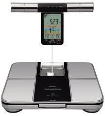 Omron Karada Scan Body composition Monitor HBF-701