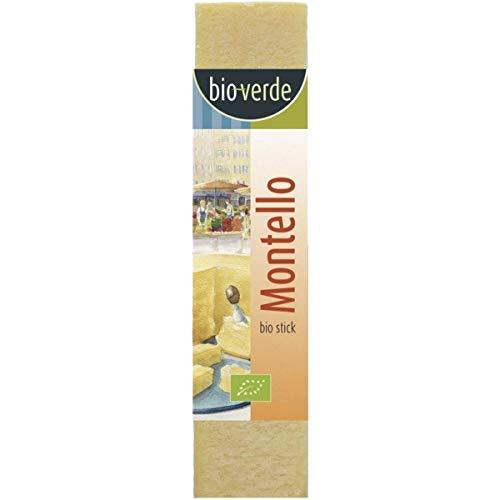 """bio-verde Italienischer Hartkäse-Stick """"Montello"""" inkl. Kühlverpackung (125 g) – Bio"""