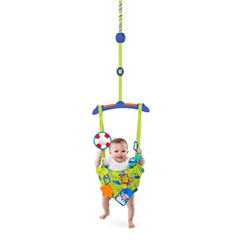 Baby Einstein 10235 Sea and Discover Door Jumper - 3