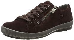 Legero Damen Tanaro Gore-Tex Sneaker, Rot (Amarone 59), 41 EU (7 UK)