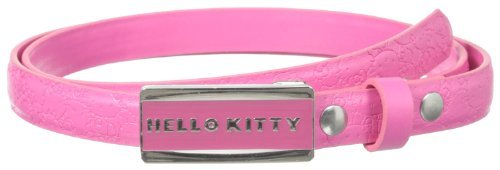 hello-kitty-sports-womens-skinny-golf-belt-magenta-large-by-hello-kitty-sports