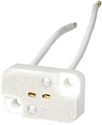 Lot de 20 gX5,3 gY6,35/g4 douilles pour lampes, câble d'alimentation de 10 cm