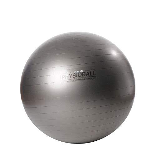 Original PEZZI Physioball MAXAFE 85 cm GRAU Gymnastik Ball Fitness Training Ball