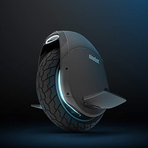 Monociclo eléctrico Laden: 150KG la Potencia del Motor 12000W Clave única Rueda de Coche eléctrico Inteligente Equilibrio Moto conducción de...
