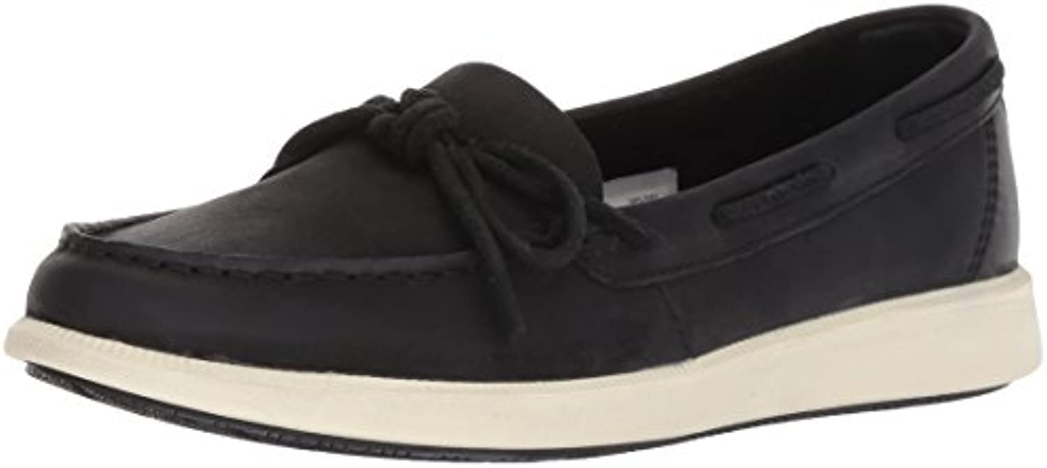 Sperry Wouomo Oasis Oasis Oasis Canal Boat scarpe, nero, 5 M US | Terrific Value