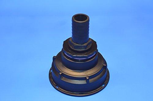 Fa.Class Regenwassertanks & Zubehör IBC Adattatore S100X 8X 30mm tubo beccuccio con guarnizione # Z26