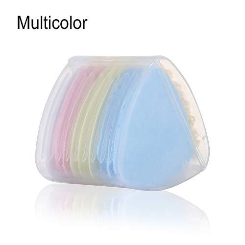 Babettew 10PCS Nouvelle coloré Patchwork des marqueurs Les Tailleurs effaçables couturière Le Tissu de la Craie la Couture