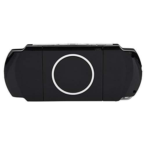 Tonysa Spiel Shell Case Ersatzteile,Spiele Volle Gehäuse,Abdeckung Shell Protector für PSP 3000,Kompatibel mit starkem Schutzeffekt/hochwertigem PC Material/modischem Erscheinungsbild(Schwarz) (Psp Und Gehäuse Abdeckungen)