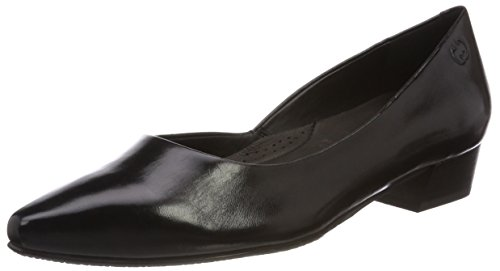 GERRY WEBER Shoes Damen Nova 22 Pumps, Schwarz (Schwarz), 41 EU (7.5 UK)