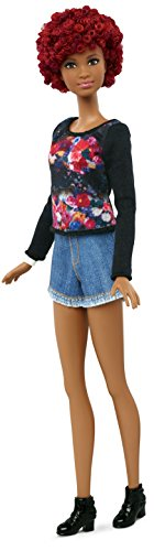 Barbie DPX69 - Fashionistas 33 Frange Fashion, Multicolore
