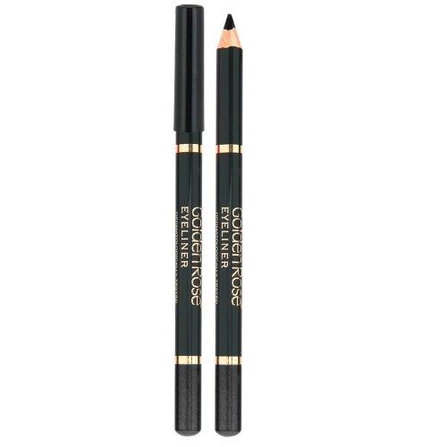 Crayon contour des yeux (Eye Liner) Golden Rose - couleur 301 noir