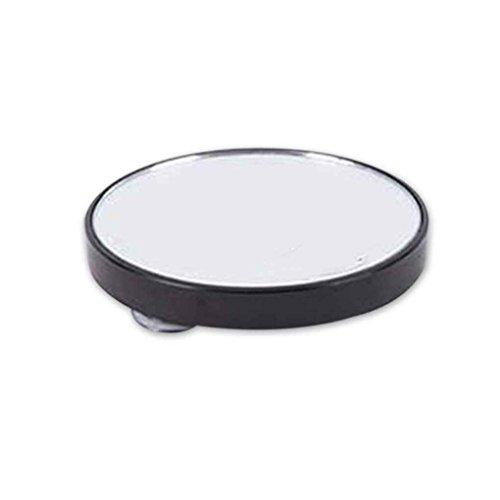 Hotaluyt Tragbare Saugnäpfe Kleine Runde Geformte Vergrößerungsspiegel Mini Make-up Spiegel