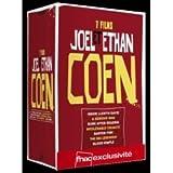 COFFRET 7 DVD JOEL ET ETHAN COEN -- INSIDE LLEWYN DAVIS -- A...
