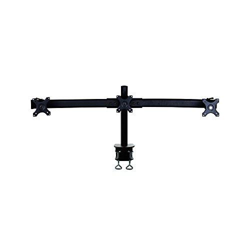NewStar FPMA-D700D3 Flatscreen Desk Mount für 3X LCD/TFT (67 cm (27 Zoll), Belastbarkeit: 24Kg) Flat-panel-mount Stand