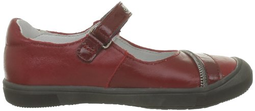 Gbb Darla, Chaussures basses fille Rouge (36 Vtv Rouge)