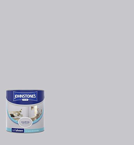 Price comparison product image Johnstone's 305985 Vinyl Soft Sheen Emulsion,  Moonlit Sky