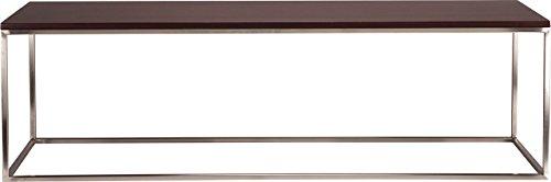 Tubestyle TSMPT002 Low Table (Matt Finish, Stainless Steel)