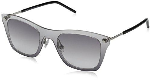 Marc Jacobs Unisex-Erwachsene MARC 25/S 9C 732 49 Sonnenbrille, Black/Dk Grey Sf -