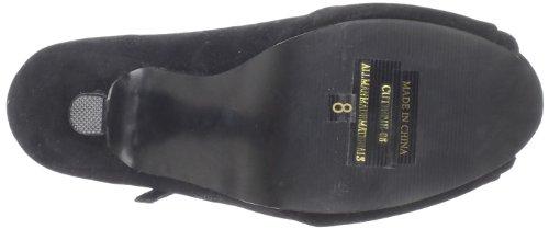 Pleaser Cutie08 / Rpt, Chaussures À Talons Hauts Pour Femmes Black (black Suede)