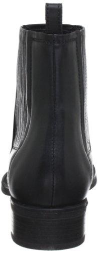 Geox D Mendi Stivali J, Stivali Donna Nero (BLACK C9999)