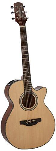 TAKAMINE gf15ce-nat Dreadnought Cutaway Guitarra Electroacústica, Natural