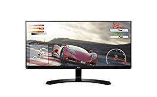 "LG 29UM68-P.AEU Écran PC LED IPS GAMING - 29"" - 21:9 - 2560 x 1080 - 250cd/m² - 5ms - Noir (DP, HDMI, USB) (B01AWG59V6) 