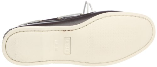 Aigle America 2, Chaussures basses homme Marron/blanc