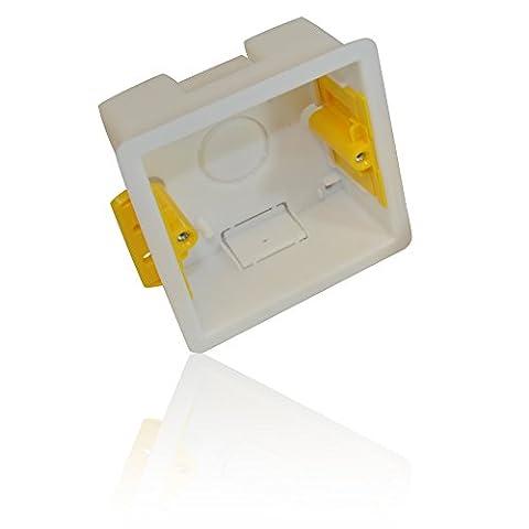 CDL Micro Boîtier à doublure sèche 1 position 35mm