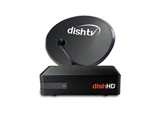 Dish TV HD Connection (Free Recorder) - All India (1 Month Platinum Sports Pack and Full ON HD)