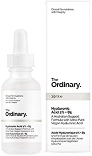 The Ordinary Hyaluronic Acid 2 percent plus B5 (A hydration support formula with ultra-pure, vegan hyaluronic acid)