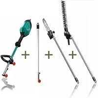 Bosch AMW 10 HST Basiseinheit + Heckenschere + Astschere + Multifunktionswerkzeug Erweiterung