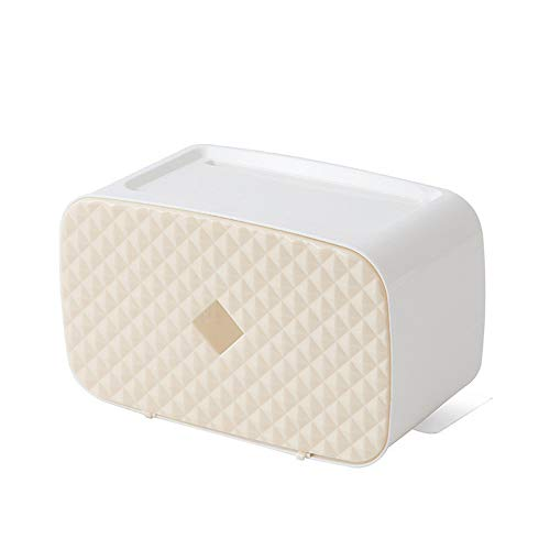 NEW Kitchen Plastic Wall-Mount Paper Towel Holder