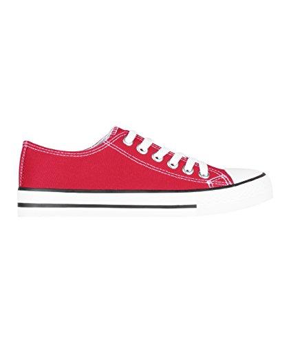 KRISP Zapatillas Mujer Tipo Estilo Imitación