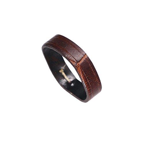Verkauf Breitling-mann-uhren (20mm braun Uhrenarmband Ringhalter hochwertige Alligator italienischen Kalbsleder geprägt)