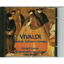 Cantate Italiane E Sonate