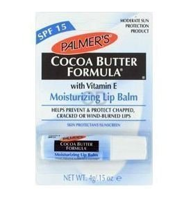 Palmer 's Cocoa Butter Moisturizing Lip Balm 4 g by Palmers