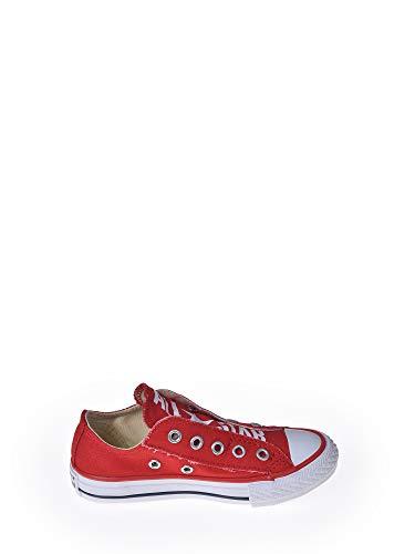 CONVERSE 360975C CT As Slip Enamel Sneakers Unisex Junior Red 32