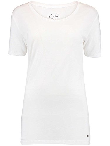 Damen T-Shirt O'Neill Jacks New Boyfriend T-Shirt Super White