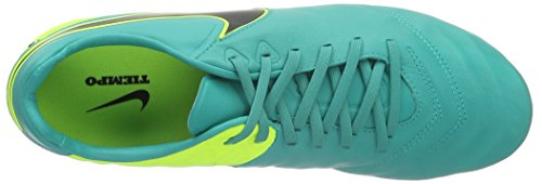 Nike Tiempo Legacy Ii Fg, Chaussures De Football Pour Homme Vert (clear Jade / Black-volt)