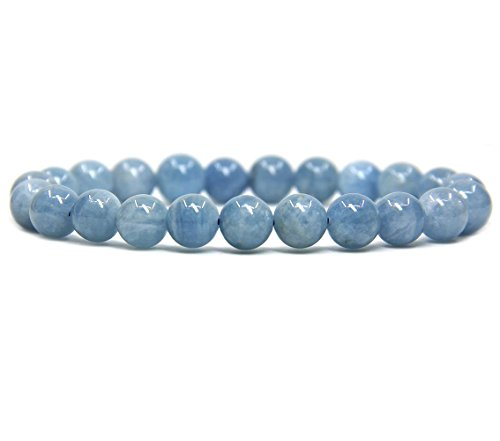 natural-aquamarine-gemstone-8mm-round-beads-stretch-bracelet-7-unisex