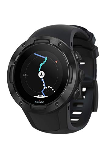 Suunto 5 GPS-Sportuhr All Black