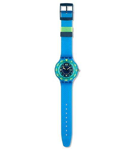Swatch Scuba 1991 - SDN100 - Blue Moon - Nuovo