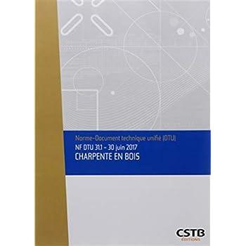 NF DTU 31.1 Charpente en bois