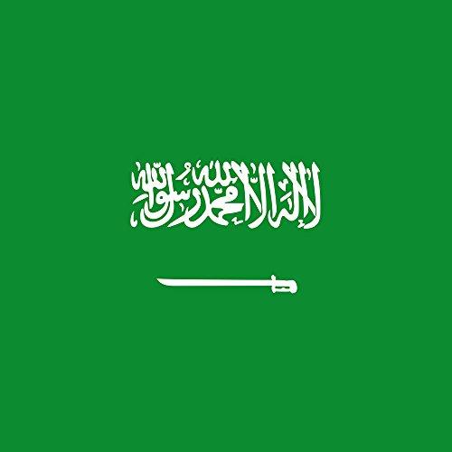 Apple iPhone 5 Case Skin Sticker aus Vinyl-Folie Aufkleber Saudi Arabien Flagge Fahne DesignSkins® glänzend