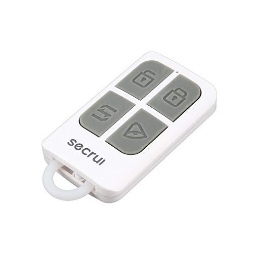 Elviray Tragbare Mini Drahtlose Fernbedienung 433 MHz Alarm Zubehör Für Home Security Alarm System Touch Tastatur - Home-securi