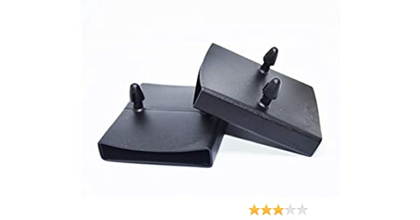 Husseinbolt New replacement bed slat holders//caps for single double and king size beds Pack of 14 Model B End