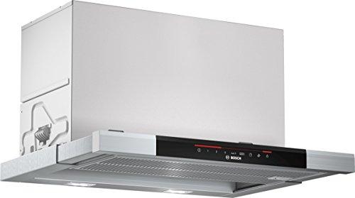 Bosch DFS068J50 Serie 8 Flachschirmhaube / 59,8 cm / Touch Control / edelstahl
